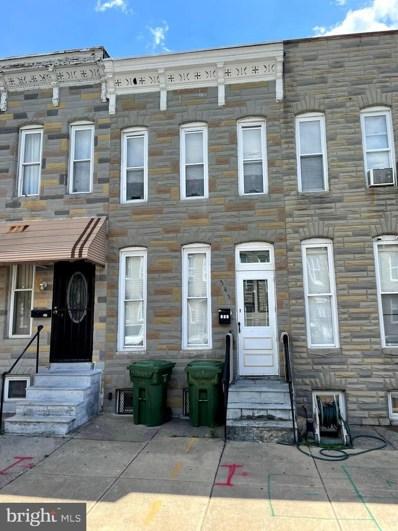343 S Woodyear Street, Baltimore, MD 21223 - #: MDBA2012414