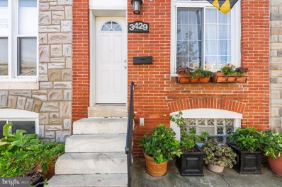 3429 E Lombard Street, Baltimore, MD 21224 - #: MDBA2012470