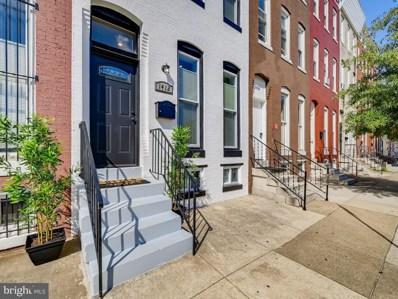 1412 N Eden Street, Baltimore, MD 21213 - #: MDBA2012478