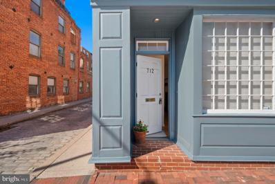 712 S Hanover Street, Baltimore, MD 21230 - #: MDBA2012488