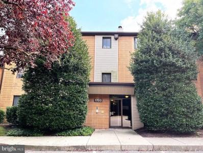1703 Mount Washington Court UNIT D, Baltimore, MD 21209 - #: MDBA2012498