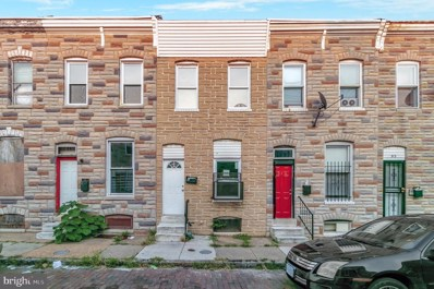 517 N Belnord Avenue, Baltimore, MD 21205 - #: MDBA2012508