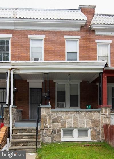 212 N Hilton Street, Baltimore, MD 21229 - #: MDBA2012512