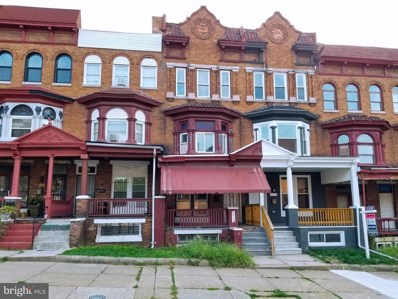 2117 Homewood Avenue, Baltimore, MD 21218 - #: MDBA2012514