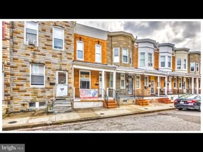 1205 Cleveland Street, Baltimore, MD 21230 - #: MDBA2012556