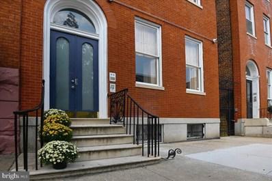 216 W Monument Street UNIT 2-F, Baltimore, MD 21201 - #: MDBA2012558
