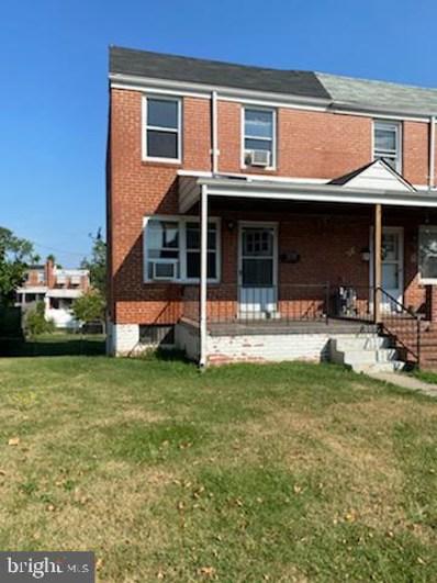 3720 Greenvale Road, Baltimore, MD 21229 - #: MDBA2012594
