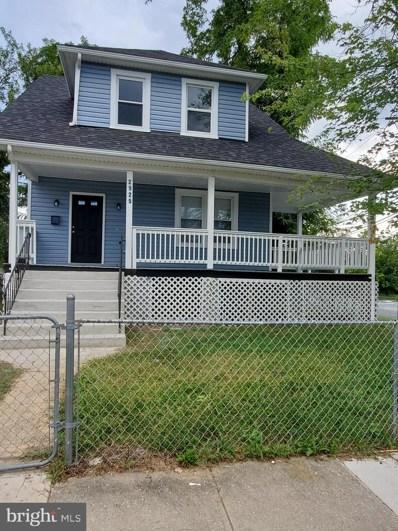 2925 Thorndale Avenue, Baltimore, MD 21215 - #: MDBA2012618