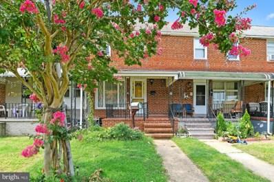 1416 Dundalk Avenue, Baltimore, MD 21222 - #: MDBA2012642