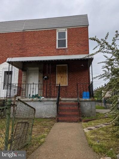 2520 Tolley Street, Baltimore, MD 21230 - #: MDBA2012660