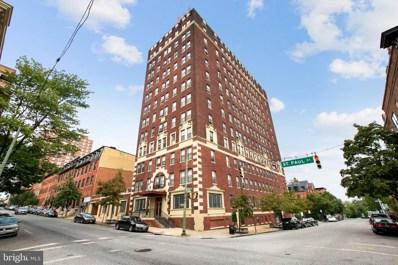 1001 Saint Paul Street UNIT 7H, Baltimore, MD 21202 - #: MDBA2012712