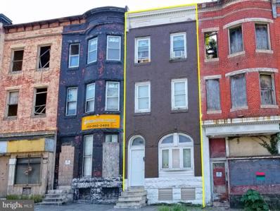 1907 Edmondson Avenue, Baltimore, MD 21223 - #: MDBA2012728