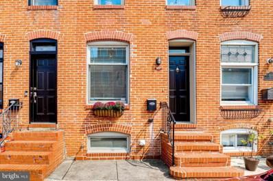 807 S Belnord Avenue, Baltimore, MD 21224 - #: MDBA2012756