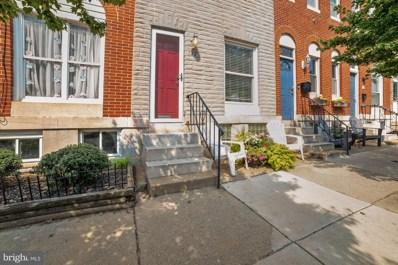 122 W Fort Avenue, Baltimore, MD 21230 - #: MDBA2012760