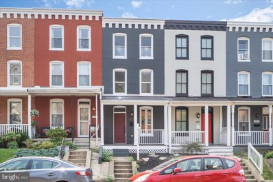 1017 W 37TH Street, Baltimore, MD 21211 - #: MDBA2012770