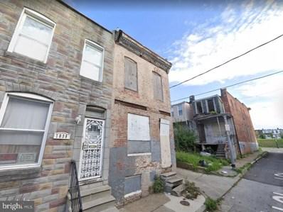 1840 N Chapel Street, Baltimore, MD 21213 - #: MDBA2012790