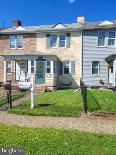 6532 Saint Helena Avenue, Baltimore, MD 21222 - #: MDBA2012850