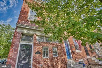 1201 Hull Street, Baltimore, MD 21230 - #: MDBA2012864