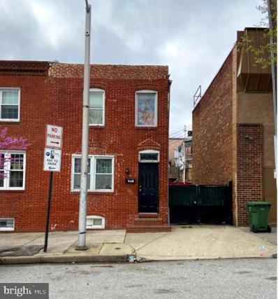 500 S Eaton Street, Baltimore, MD 21224 - #: MDBA2012876