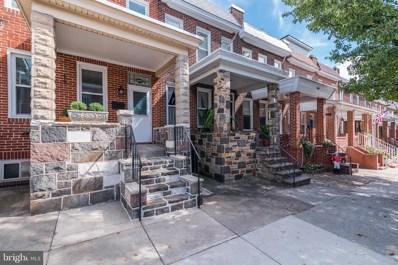 1611 Webster Street, Baltimore, MD 21230 - #: MDBA2012880
