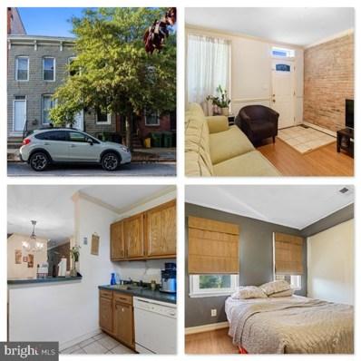 320 W 28TH Street, Baltimore, MD 21211 - #: MDBA2012882