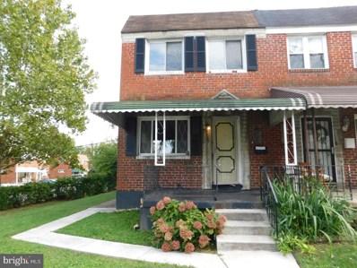5423 Radecke Avenue, Baltimore, MD 21206 - #: MDBA2012920