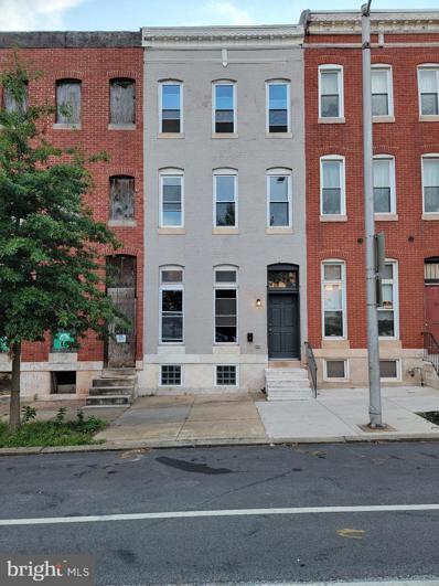 1526 N Broadway, Baltimore, MD 21213 - #: MDBA2012928