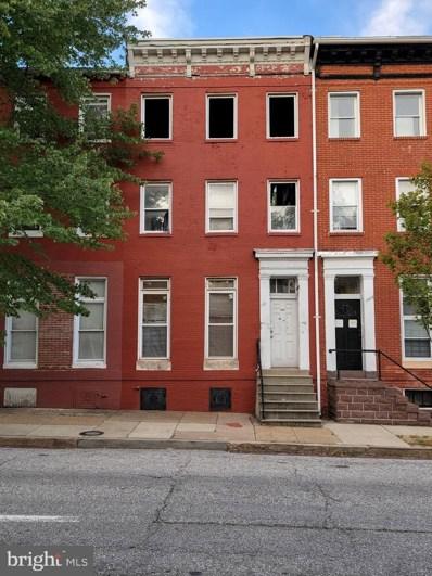 1407 Druid Hill Avenue, Baltimore, MD 21217 - #: MDBA2012938