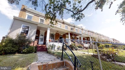 143 S Hilton Street, Baltimore, MD 21229 - #: MDBA2012962