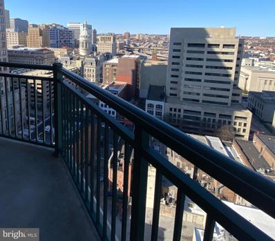 414 Water Street UNIT 1707, Baltimore, MD 21202 - #: MDBA2012982