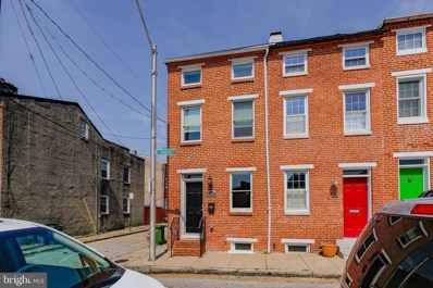 106 E Hamburg Street, Baltimore, MD 21230 - #: MDBA2012992