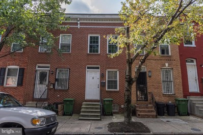 819 Woodward Street, Baltimore, MD 21230 - #: MDBA2012998
