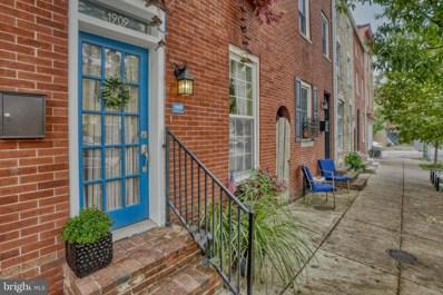 1909 Gough Street, Baltimore, MD 21231 - #: MDBA2013074