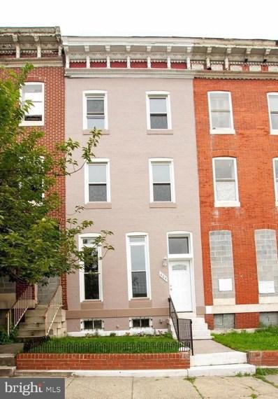 404 E North Avenue, Baltimore, MD 21202 - #: MDBA2013086