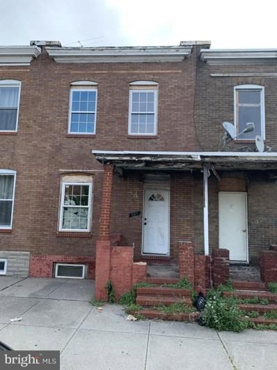 515 N East Avenue, Baltimore, MD 21205 - #: MDBA2013120
