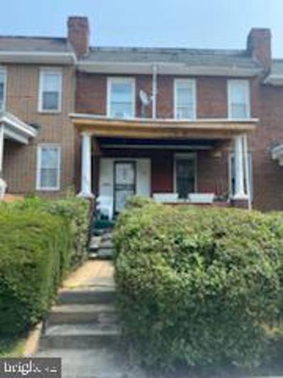 1905 N Wheeler Avenue, Baltimore, MD 21216 - #: MDBA2013122