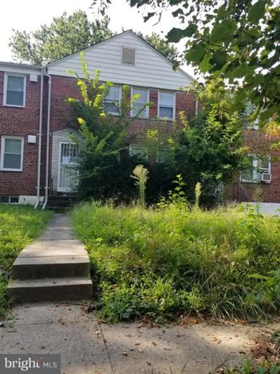 1103 Gleneagle Road, Baltimore, MD 21239 - #: MDBA2013170