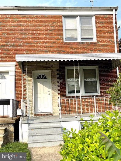 4622 Marx Avenue, Baltimore, MD 21206 - #: MDBA2013210