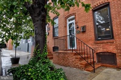 1007 S Linwood Avenue, Baltimore, MD 21224 - #: MDBA2013224