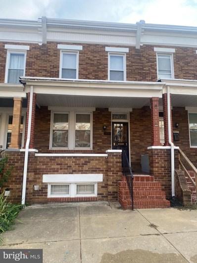 3229 Kenyon Avenue, Baltimore, MD 21213 - #: MDBA2013236