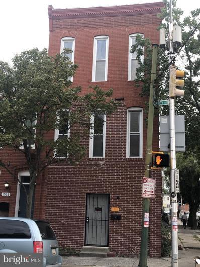 1564 N Carey Street, Baltimore, MD 21217 - #: MDBA2013238