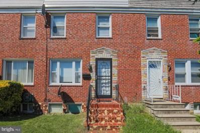 4018 Elmora Avenue, Baltimore, MD 21213 - #: MDBA2013256