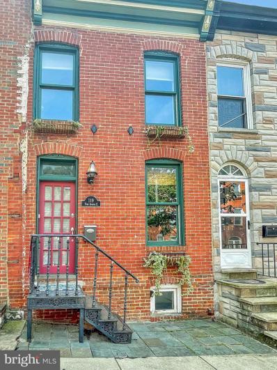 119 E Fort Avenue, Baltimore, MD 21230 - #: MDBA2013280