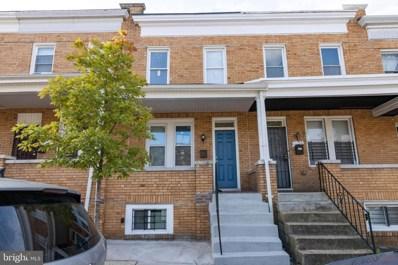 2715 E Preston Street, Baltimore, MD 21213 - #: MDBA2013282