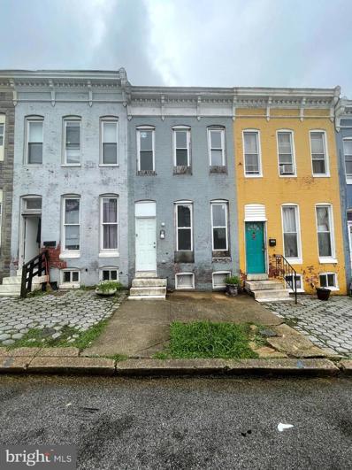 2007 E Hoffman Street, Baltimore, MD 21213 - #: MDBA2013290