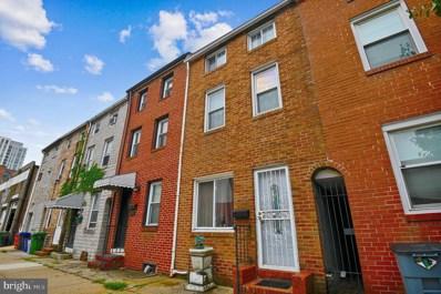 424 S Eden Street, Baltimore, MD 21231 - #: MDBA2013306