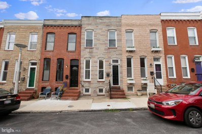 120 Burnett Street, Baltimore, MD 21230 - #: MDBA2013348