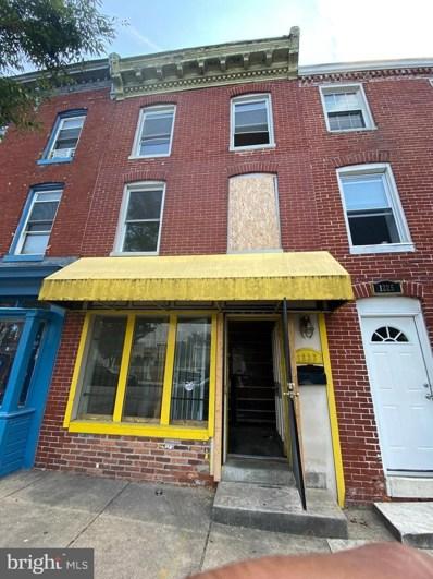 1223 Hollins Street, Baltimore, MD 21223 - #: MDBA2013356