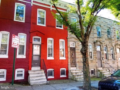 2123 W Lexington Street, Baltimore, MD 21223 - #: MDBA2013372