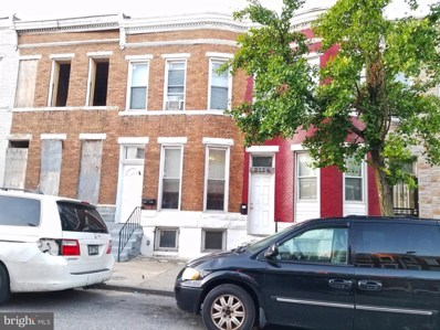 1905 Mosher Street, Baltimore, MD 21217 - #: MDBA2013376